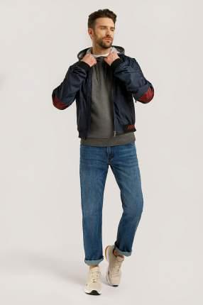 Куртка мужская Finn-Flare B20-42027 синяя 3XL