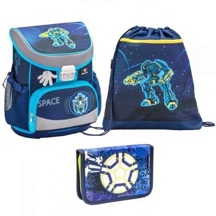 Ранец Belmil Mini-Fit Space с мешком для обуви и пеналом