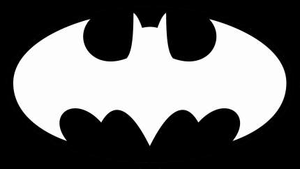 "Трафарет для покраски магазинов ""Бэтмен"" (Airsoft Store)"