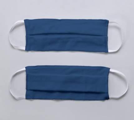 Многоразовая защитная маска Текс-Дизайн индиго 2 шт.