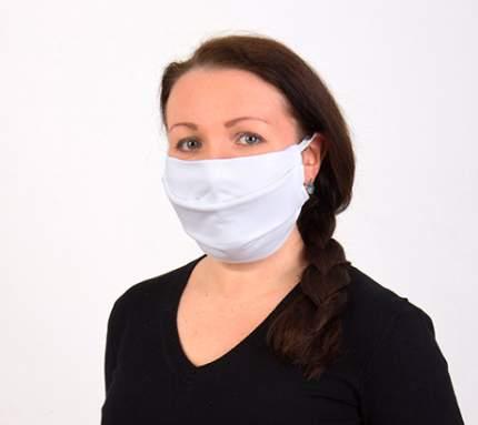 Многоразовая защитная маска Текс-Дизайн белая 2 шт.