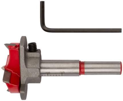 Сверло Форстнера 35 мм c ограничителем глубины FIT 36517