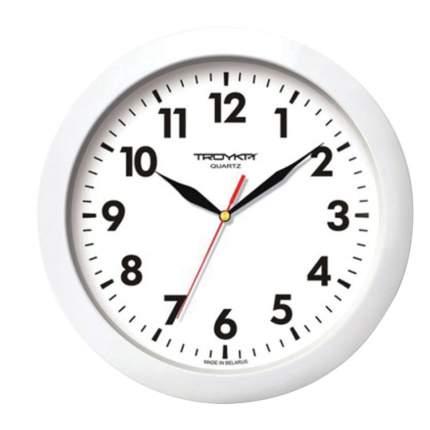 Часы настенные Troyka 11110118 круг D29 см