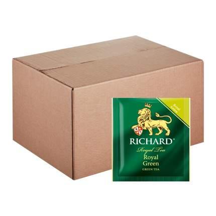 """Чай Richard """"Royal Green"""", зеленый листовой, 200 пакетиков по 2 гр"""