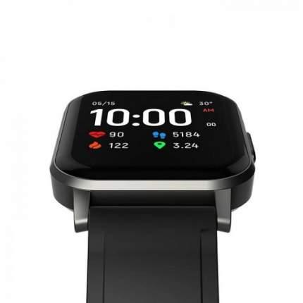 Смарт-часы Xiaomi Haylou Smart Watch 2 Black/Black