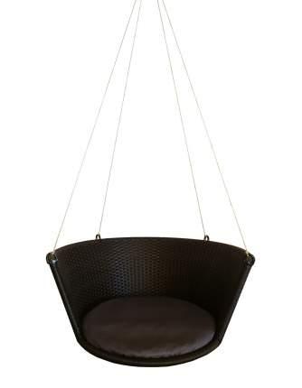 Подвесное кресло  Подвесное кресло Тиффани Темный шоколад