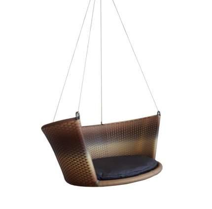 Подвесное кресло  Подвесное кресло Тиффани Шоколад и какао