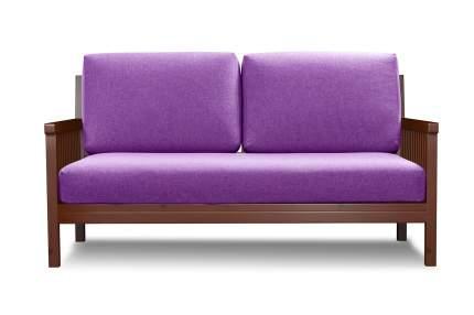 Садовый диван  Норман Фиолетовый, рогожка, Вишня
