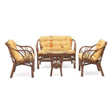 Комплект плетеной мебели  NEW BOGOTA Коричневый кокос