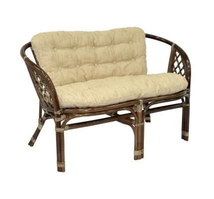 Плетеный диван  03/10C Браун
