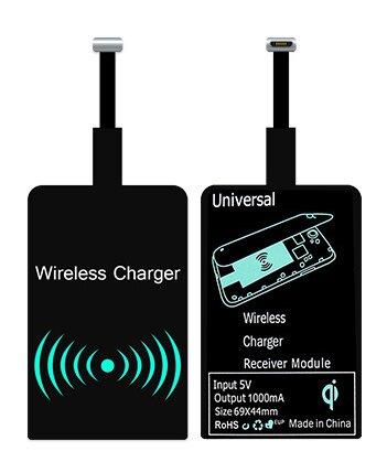 Адаптер NoBrand для беспроводной зарядки Android ( Micro USB ) (3211)