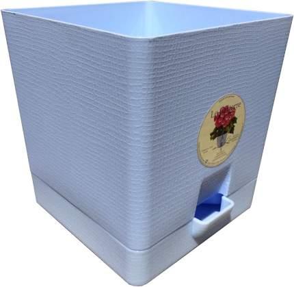 Горшок для цветов с поддоном Le Parterre 3 л светло-синий