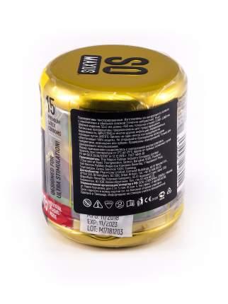 Презервативы Maxus Special 0901-015 точечно-ребристые 15 шт.  ж/к