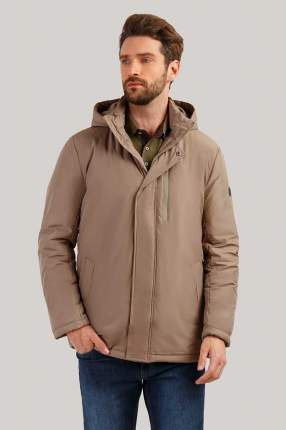 Куртка мужская Finn-Flare B19-21013 бежевая L