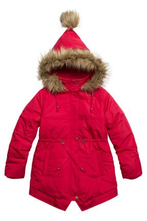 Куртка детская Pelican, цв. красный, р-р 134