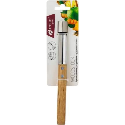 Нож для удаления сердцевины яблока Genio Woodstock