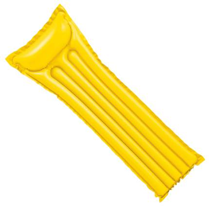 Надувной матрас Intex 59703-желт 183 х 69 см