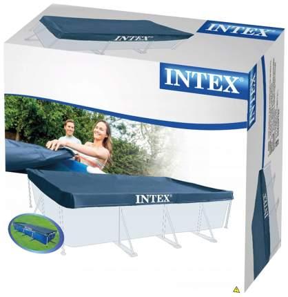 Тент для бассейна Intex 28039 Rectangular Frame 460 x 226 см