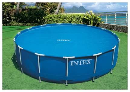 Тент для бассейна Intex 29024 Easy Set и Metal Frame 488 см