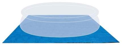 Подстилка для бассейнов 244/305/366/457см Intex 28048 472 х 472 см