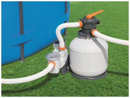 Песочный фильтр-насос для бассейна Bestway 58486 BW 11355 л/ч 220-240 В