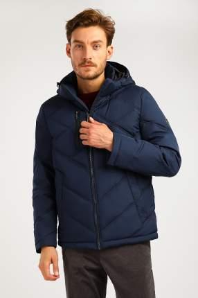 Куртка мужская Finn-Flare A19-21010 синяя 3XL