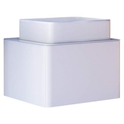 Тумба под раковину RAVAL Pure 56 подвесная белая (Pur.01.56/P/W)