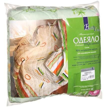 "Одеяло-покрывало ""Бельвита"" шерстипон 150х200"