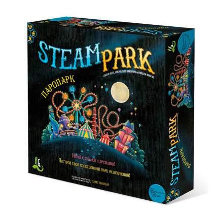 Настольная игра Steam park. Паропарк