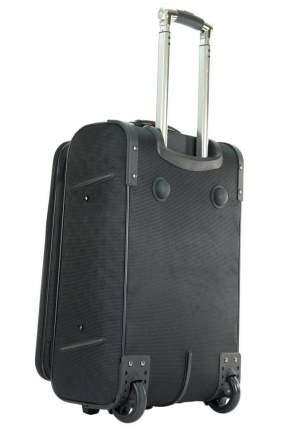 Чемодан Verona Denver, черный, 56 см, S