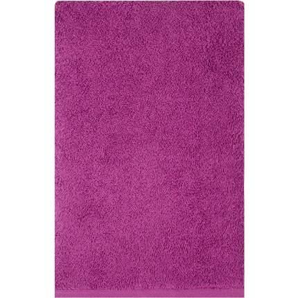 Полотенце махровое Guten Morgen, цвет:сиреневый 70х140