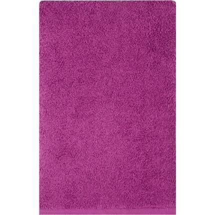 Полотенце махровое Guten Morgen, цвет:сиреневый 50х90