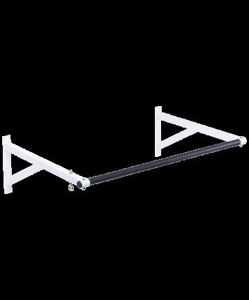 BASEFIT Турник настенный Spectr 1, разборный d=28 мм, ширина 100 см, вынос 60 см