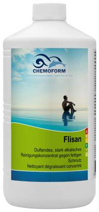 Средство для чистки бассейна Chemoform 1109001 Флисан 1 л