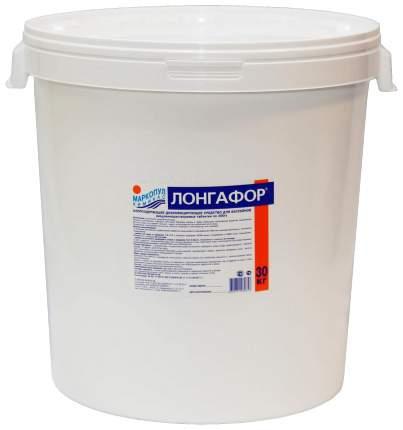 Дезинфицирующее средство для бассейна Маркопул кемиклс Лонгафор 30 кг