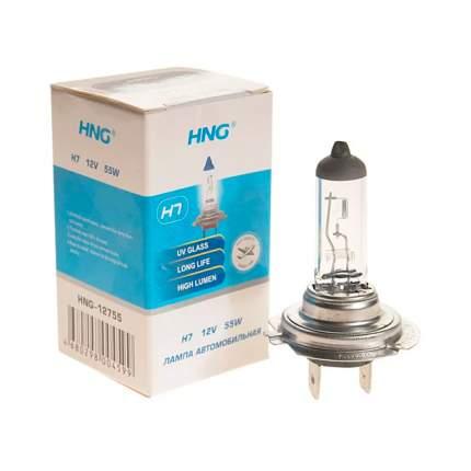 Лампа 12V H7 55W PX26d увеличенный срок службы Long Life HNG HNG арт. 12755