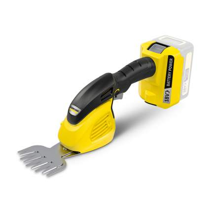 Аккумуляторные садовые ножницы Karcher 1.444-200.0 GSH 18-20 Battery без АКБ и ЗУ