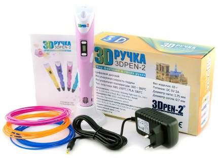 3D-ручка 3DPEN-2 розовый, оригинал