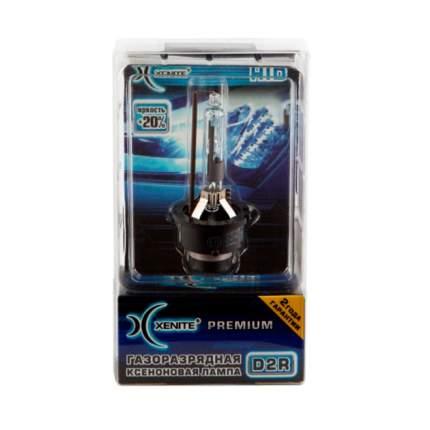 Лампа ксеноновая D2R 5000K +20% бокс Premium XENITE