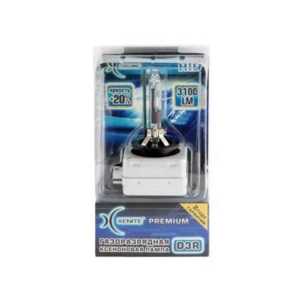 Лампа ксеноновая D3R PK32d-6 6000K бокс (1шт.) Premium XENITE