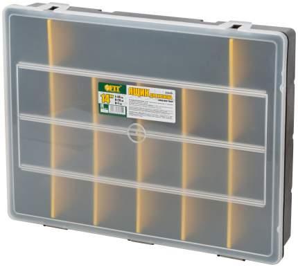 "Ящик для крепежа (органайзер) 14""  FIT 65655"