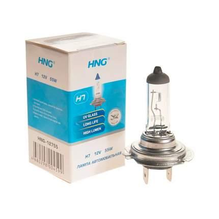 Лампа 12V H7 55W PX26d Super White HNG