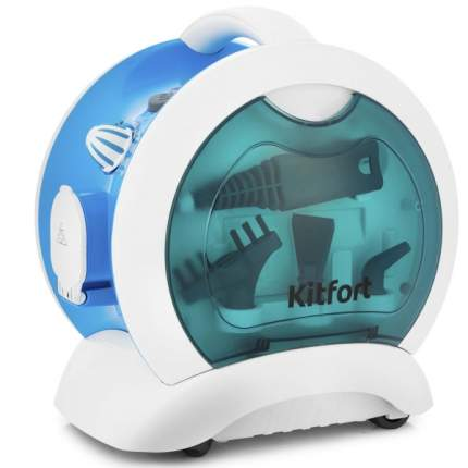 Пароочиститель Kitfort KT-952 White/Blue