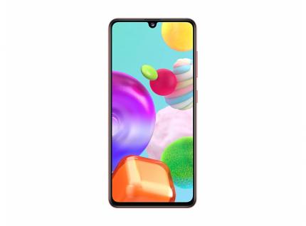 Смартфон Samsung Galaxy A41 64GB Red (SM-A415F/DSM)