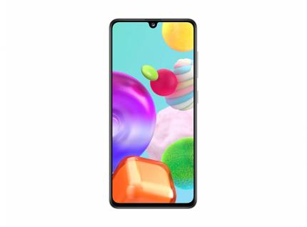 Смартфон Samsung Galaxy A41 64GB White (SM-A415F/DSM)