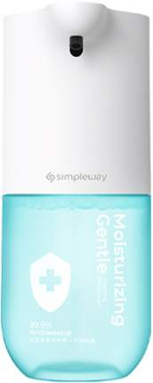 Дозатор мыла Xiaomi Simpleway Automatic Induction Waching Machine (White/Blue)