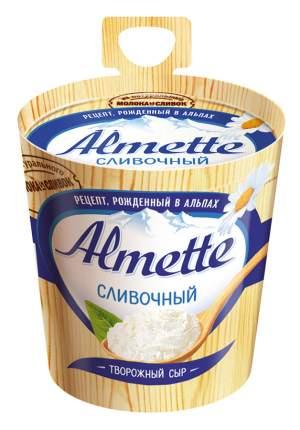 Крем-сыр альметте творожный бзмж сливочный жир. 60-70 % 150 г хохланд руссланд россия