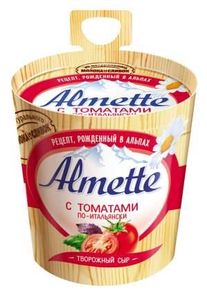 Сыр творожный Almette с томатами, 150 г