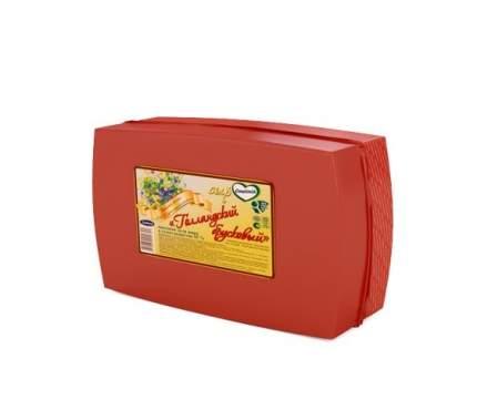 Сыр голландский брусковый бзмж жир. 45 % кг вес любанский филиал слуцкий ск беларусь