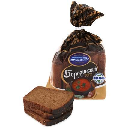 Хлеб Коломенский бородинский половинка с кориандром 400 г